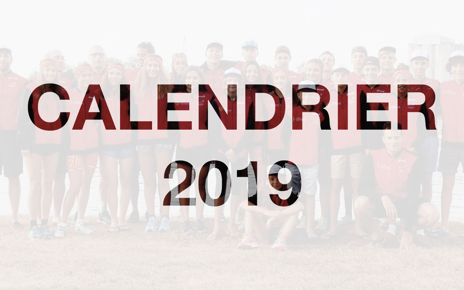 Biathlon 2019 Calendrier.Calendrier 2019 Ligue Regionale De Triathlon Occitanie